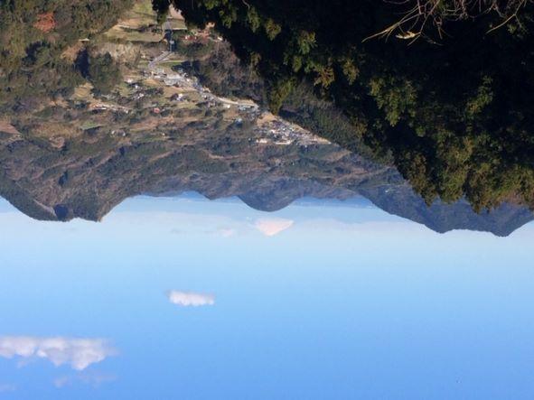 御殿山からの眺め